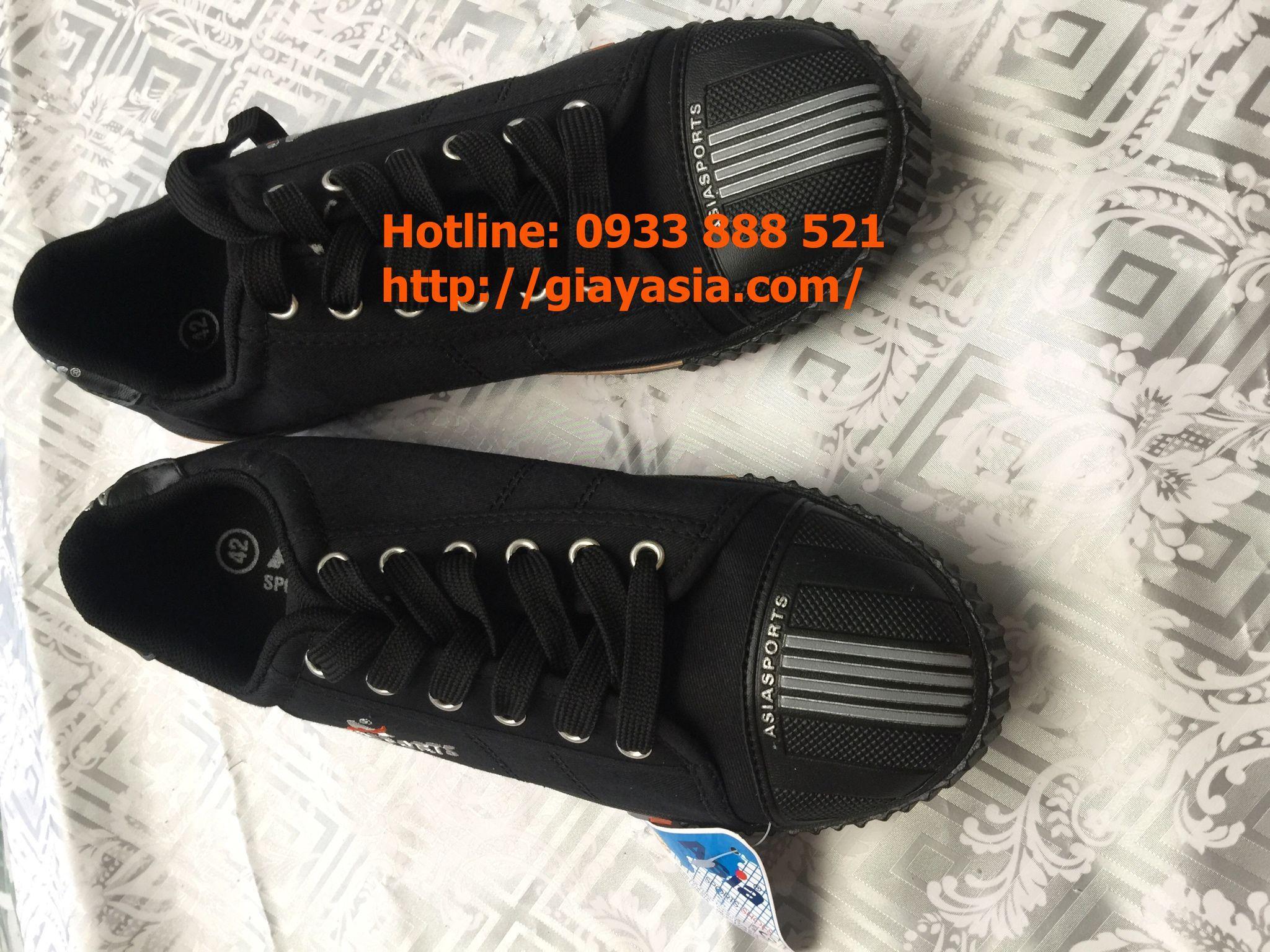 Giày asia sport đen