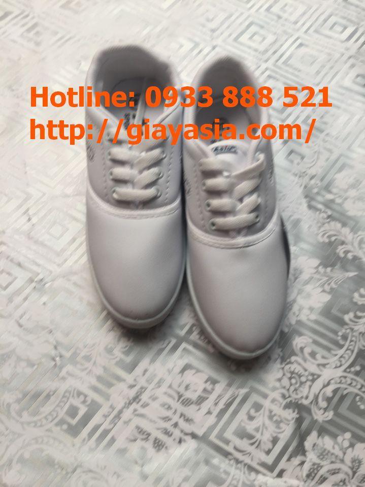 Giày asia thời trang nữ trắng