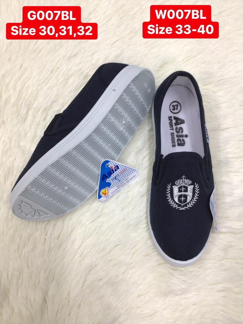 Giày vải Asia giá rẻ cho công nhân ở khu công nghiệp Tân Bình-giày asia giá rẻ nhất Hồ Chí Minh